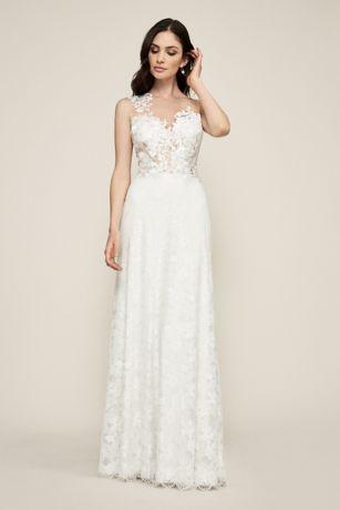 90110d6ae3f Diandra Illusion Wedding Dress