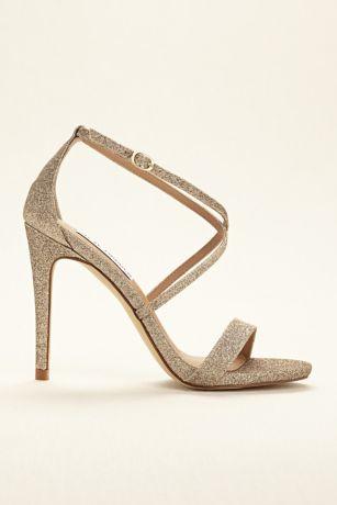 7d59334281a Steve Madden High Heel Strappy Sandal   David's Bridal