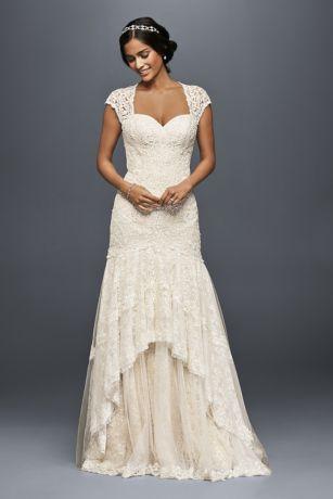 Long Mermaid Trumpet Wedding Dress Melissa Sweet Save