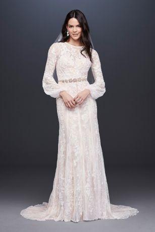 a0a997b70c Long Sheath Beach Wedding Dress - Melissa Sweet. Save
