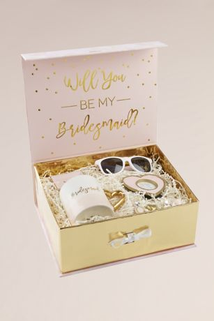 Will You Be My Bridesmaid Gift Box Kit