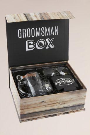 Groomsman Kit Gift Box