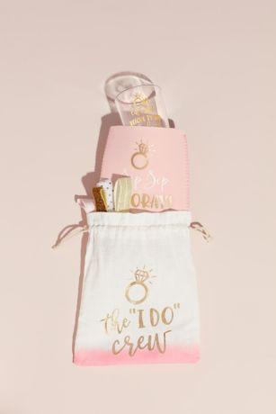 I Do Crew Bridesmaid Gift Set