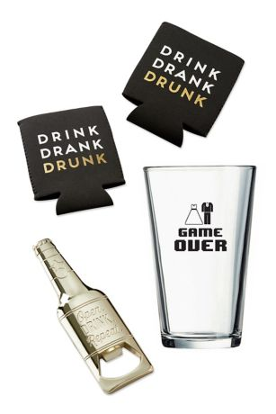 Game Over Beer Gift Kit