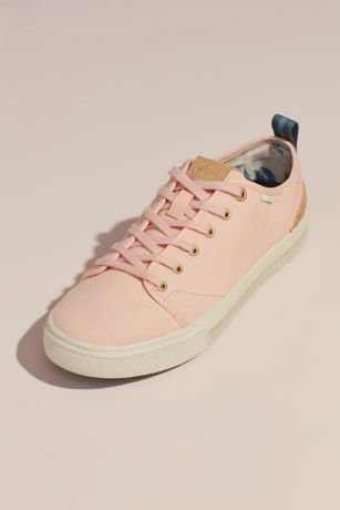 TOMS Pink Sneakers and Casual (TOMS Canvas Sneakers)