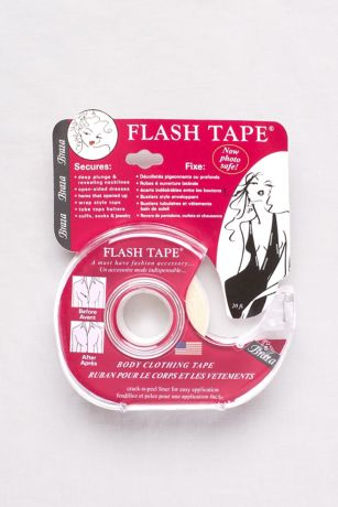 Flash Tape - Clothing and Body Fashion Tape