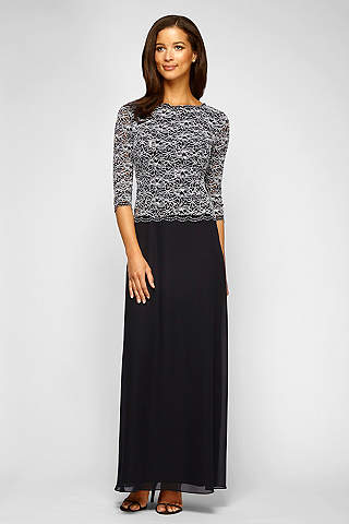 Black and White Dresses Formal, Long & Short Dresses | Davids Bridal