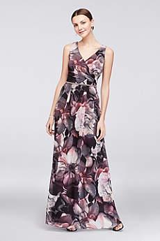 Long A-Line Tank Formal Dresses Dress - Ignite