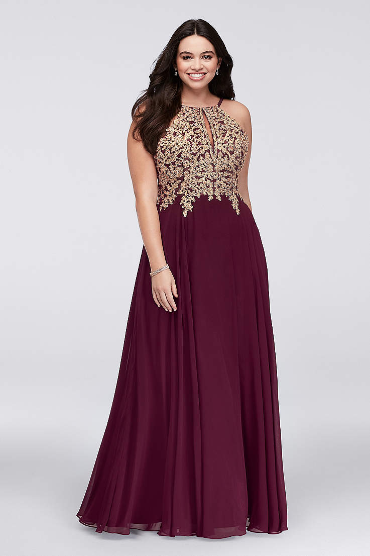 Plus Size Formal Dresses   Evening Gowns  744734761