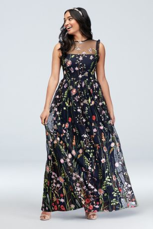 d437129398e8 2019 Prom Dresses & Gowns | David's Bridal