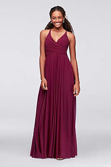 Long A-Line Spaghetti Strap Formal Dresses Dress - Haute Nites