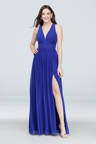 Long A-Line Tank Dress - Haute Nites