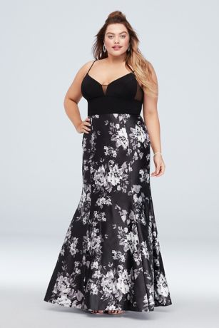 Plus Size Prom Dresses & Homecoming Dresses | David\'s Bridal