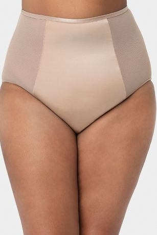Diamond Net High Waist Panty