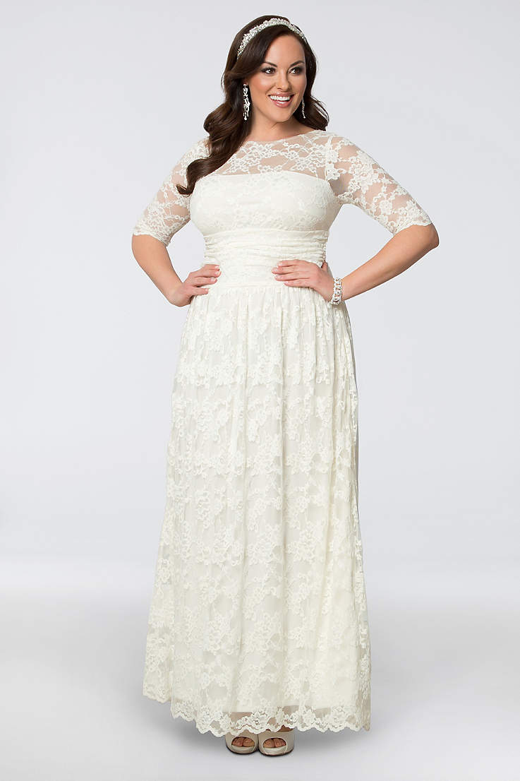 Plus Size Wedding Dresses   Bridal Gowns  37951094362f