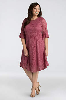 Women\'s Plus Size Dresses for All Occasions | David\'s Bridal