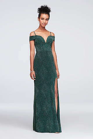 Green Prom Dresses | Davids Bridal