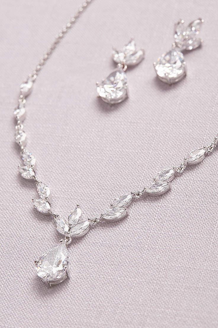 Wedding Rose Gold Pearls Bride Necklace Bridal Pearl Dainty Gift Necklace Bridal Rose Gold Delicate Necklace Bridal Pearl Leaves Necklace