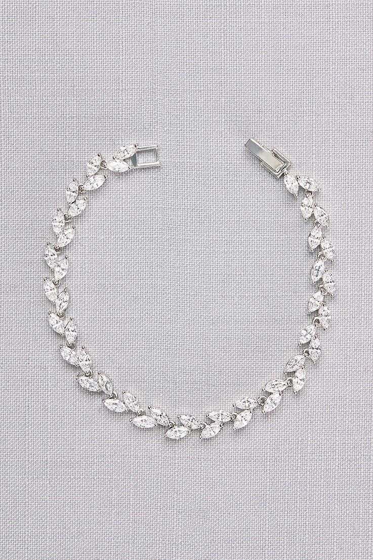 d483e019eb0 Bridal & Wedding Bracelets & Bangles   David's Bridal