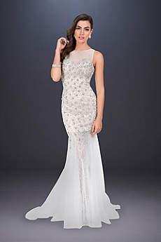 Long Sheath Tank Formal Dresses Dress - Terani Couture
