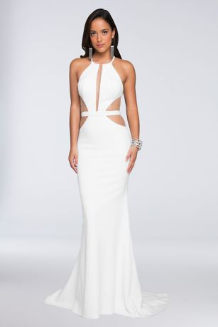 Sheath Dress - Terani Couture