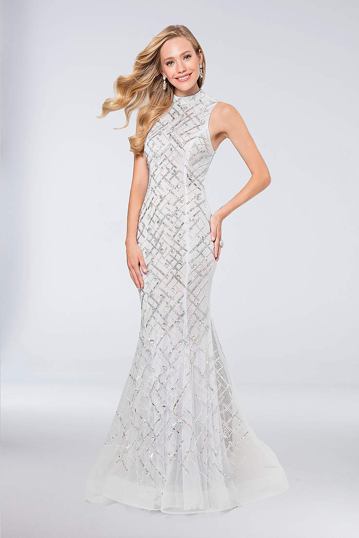 bfdcc161c22997 Mermaid Prom and Homecoming Dresses & Gowns: 2019 | David's Bridal