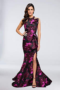 Long Not Applicable Formal Dresses Dress - Terani Couture