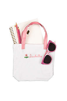 Personalized Flower Girl Mini Tote Bag