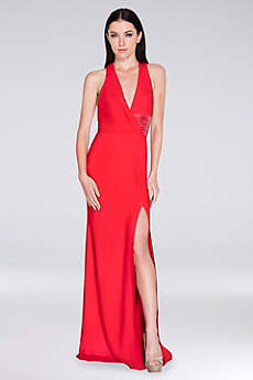 Long Sheath Tank Formal Dresses Dress - Terani Couture