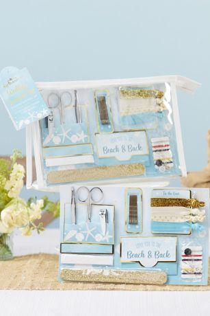 Beach Party Wedding Survival Kit