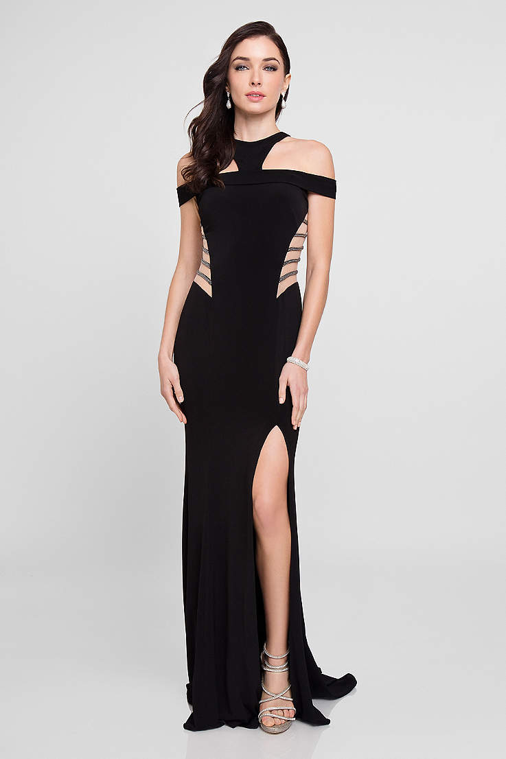 21e5e69c799 Little Black Dresses: Cocktail & Party Dresses | David's Bridal