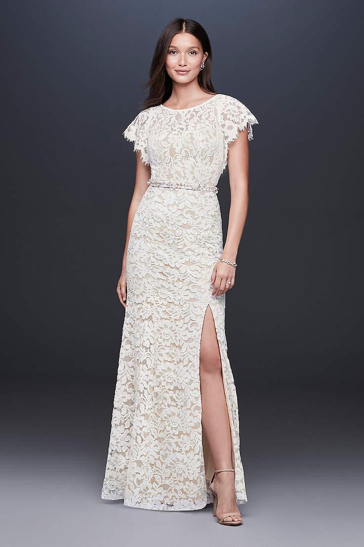 Wedding Dresses With Sleeves Davids Bridal