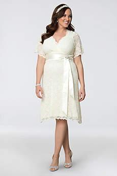 Casual & Informal Wedding Dresses   David\'s Bridal