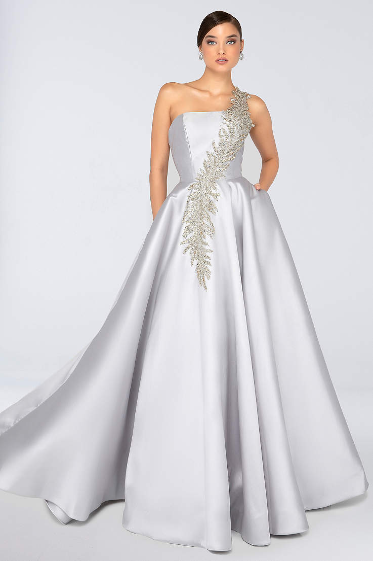 Terani Couture Dresses Beaded Prom Evening Gowns David S Bridal