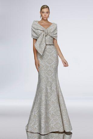 Long Tank Dress - Terani Couture