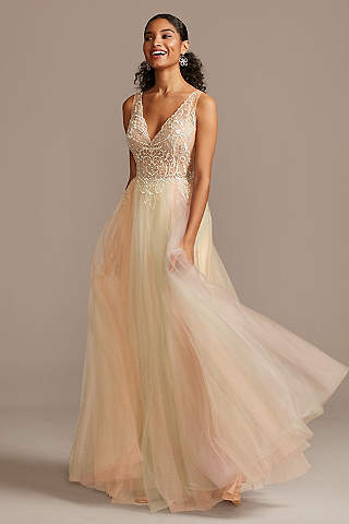 Prom Dresses 2020 Long Gowns Short David S Bridal