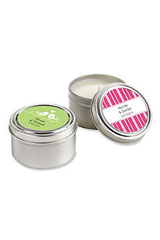Personalized Candle Tin