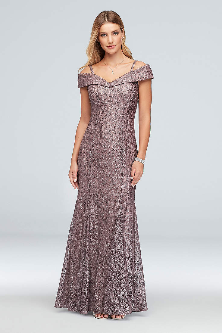 Mother Of The Bride Groom Dresses Gowns David S Bridal