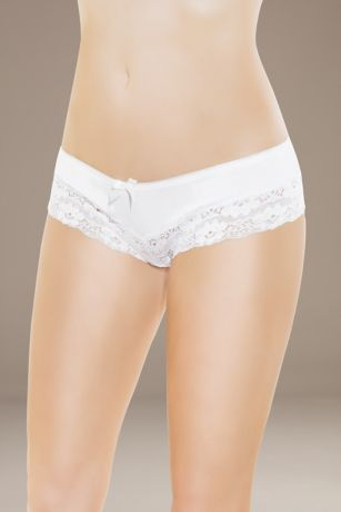 Coquette Stretch Lace Hipster