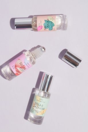 Good Chemistry Good and Grounded Mini Perfumes