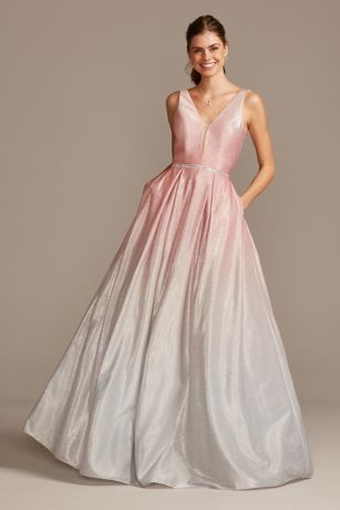 Long Ballgown Tank Dress - Night Studio