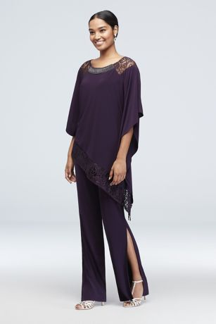 Long Jumpsuit Capelet Dress - Le Bos
