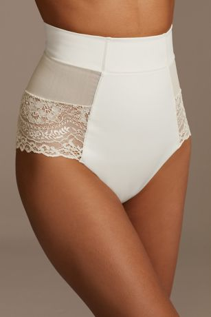 Squeem Brazilian Flair Mid Waist Brief