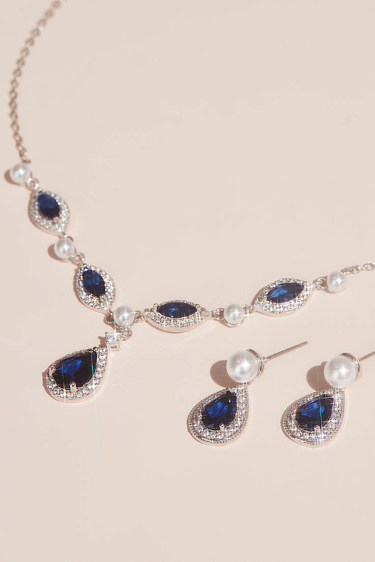 Bridesmaid Bridal Jewelry Sets David S Bridal