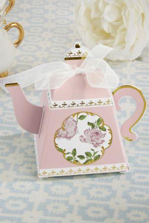 Teapot Favor Boxes
