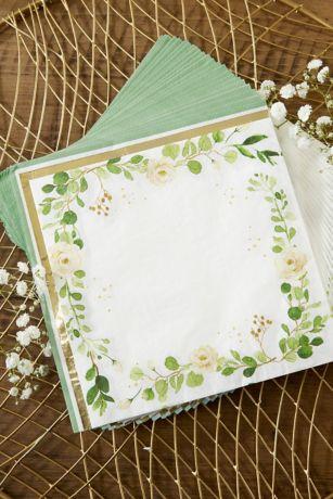 Botanical Garden Paper Napkins