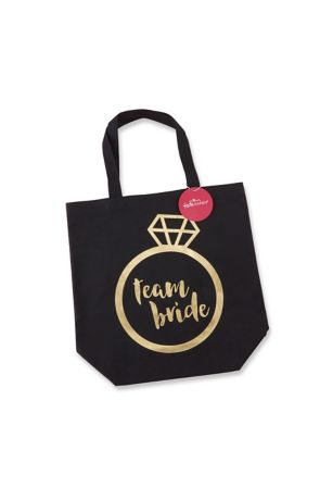Team Bride Canvas Tote