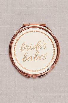 Bride's Babes Double-Mirror Compact