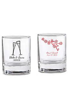 Personalized Shot Glass/ Votive Holder