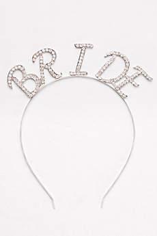 Rhinestone Bride Headband